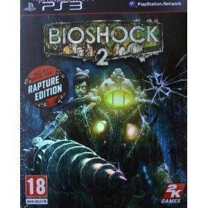 Bioshock 2 Rapture Edition PS3,
